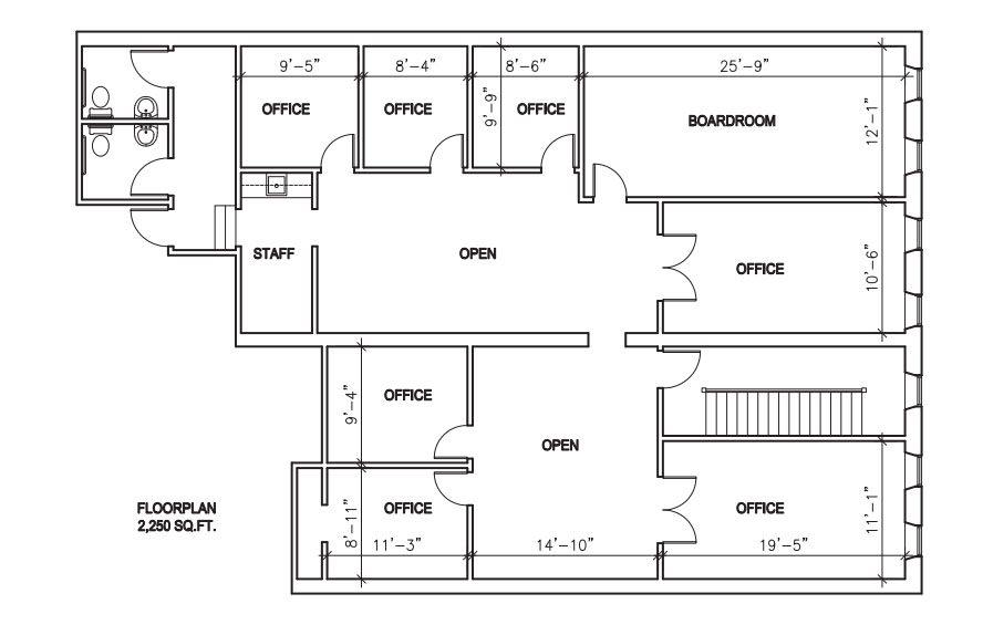 100-queen-street-floor-plans